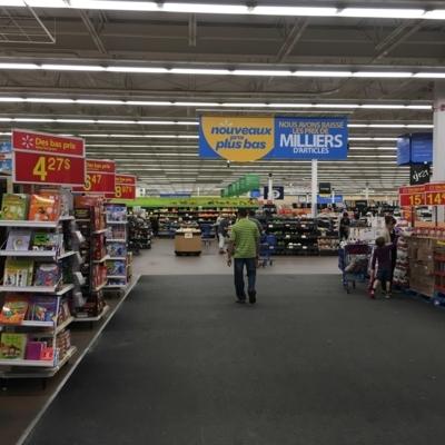 Walmart Supercentre - Car Repair & Service