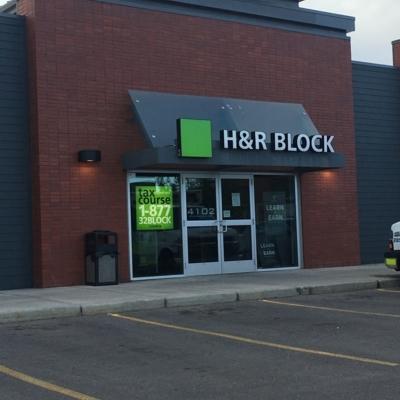 H&R Block - Tax Return Preparation - 403-948-4053