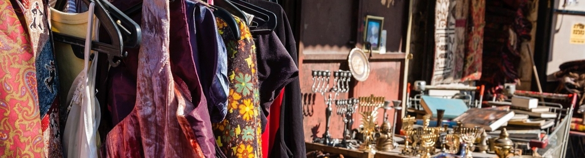Where to find vintage fashions in Calgary