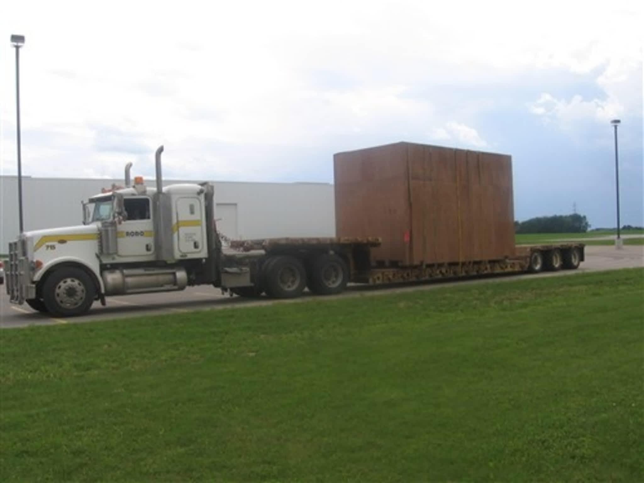 photo Robo Transport BC Ltd