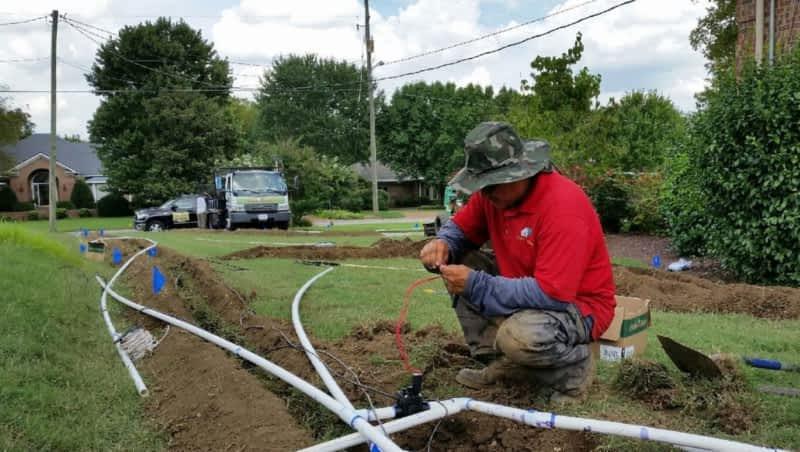 photo Grainger Irrigation
