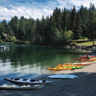 View Deep Cove Canoe & Kayak Centre's White Rock profile