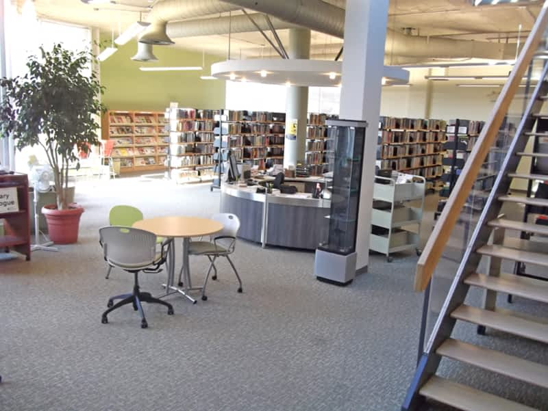 Saskatoon Public Library Meeting Rooms