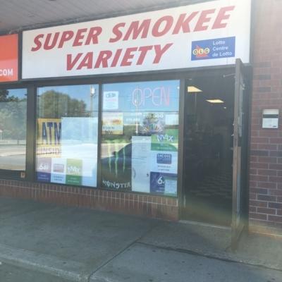 Super Smokee Variety - Convenience Stores - 905-723-5264