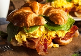 Vancouver spots for a breakfast sandwich