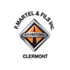 F Martel & Fils Inc - Entretien et réparation de camions - 418-439-4655