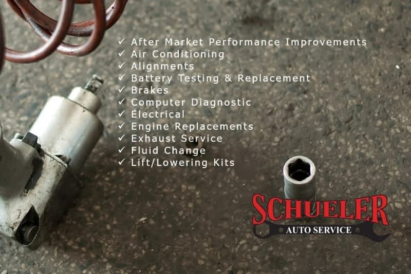 photo Schueler Auto Service