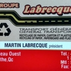Groupe Labrecque Inc Transport Général - Services de transport - 450-252-6887