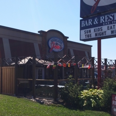 Shoeless Joe's - American Restaurants - 905-576-9002