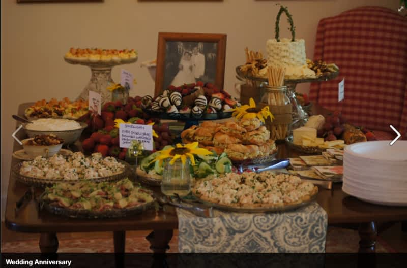 photo Saunders Catering and Decorating Services