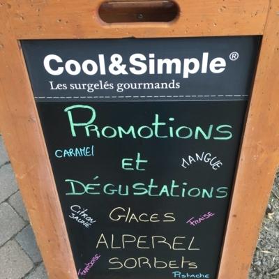 Les Surgelés Cool Et Simple Inc - Magasins d'aliments congelés et surgelés - 514-769-3807