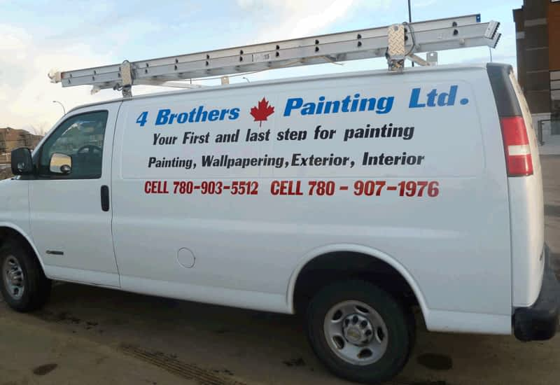 photo 4 Brothers Painting Ltd