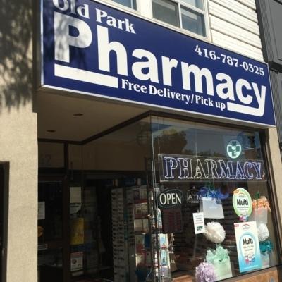 Old Park Pharmacy - Pharmacies - 416-663-2979