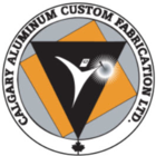 Calgary Aluminum Custom Fabrication Ltd - Logo