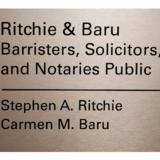 Ritchie & Baru - Employment Lawyers