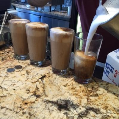 Café Olimpico - Cafes Terraces - 514-495-0746