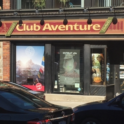 Club Aventure Voyages - Travel Agencies