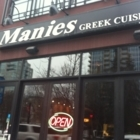 Manies Pizzaria & Greek Cuisine - Greek Restaurants - 403-228-9207