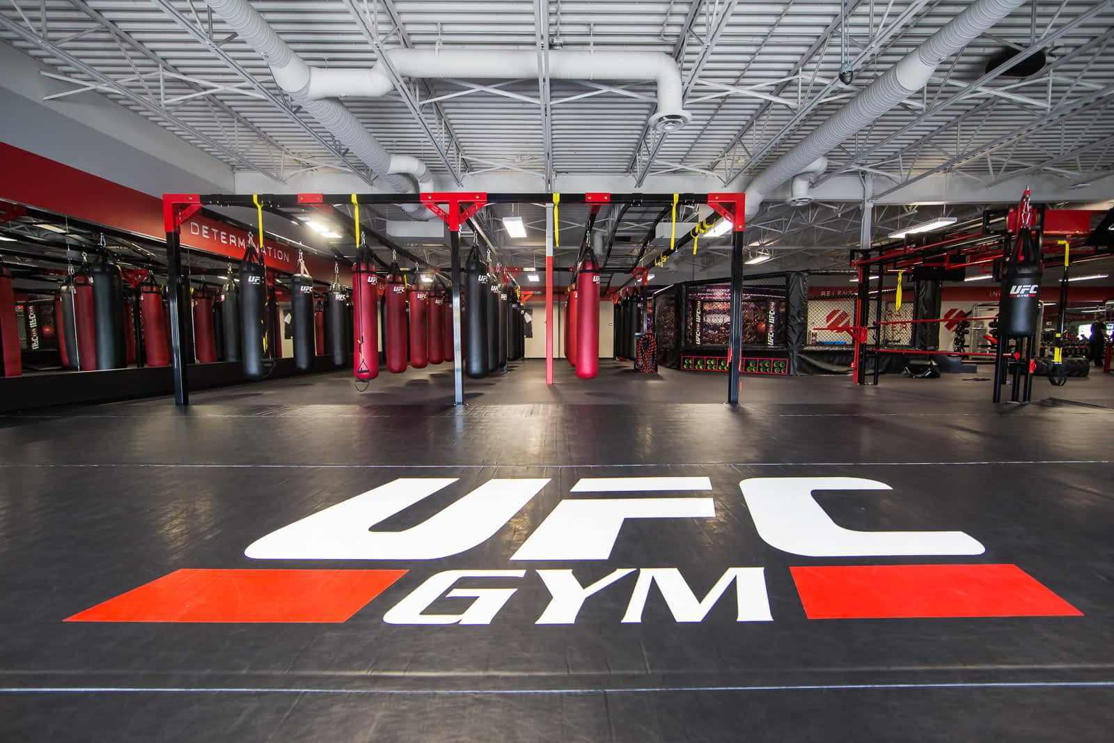 UFC Gym North Edmonton - Opening Hours - 12938 St Albert Trail NW
