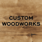 Custom Woodworks - Logo