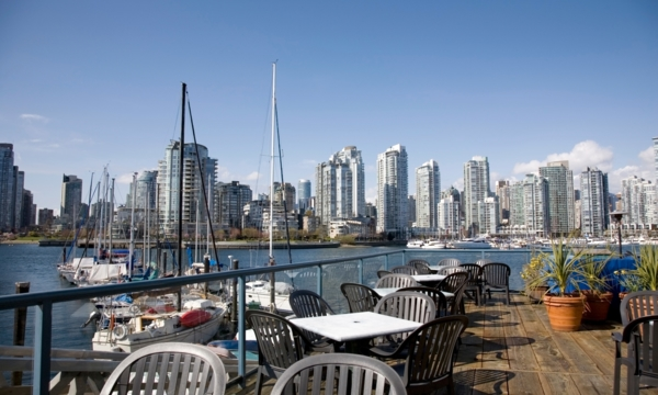 Fall in love with summer on Vancouver's best patios