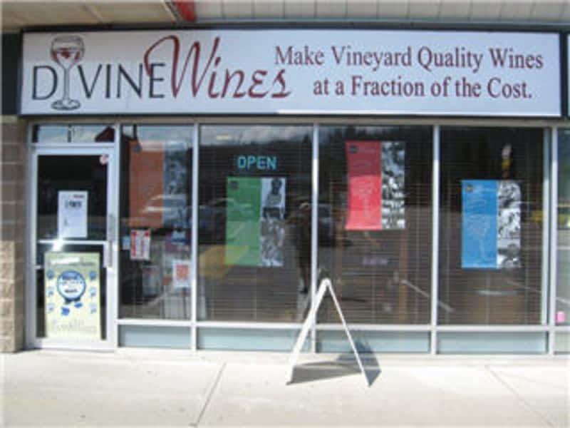 Divine Wines Vintners Chilliwack Bc 15 6014 Vedder Rd