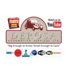 DeRosa Automotive Services Ltd - Car Repair & Service