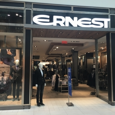 Ernest - Men's Clothing Stores - 450-461-0006