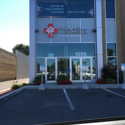 Clinique Médicale Medillys - Cliniques médicales - 450-818-7330