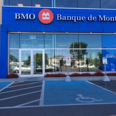 BMO Bank of Montréal - Banks - 450-434-1855