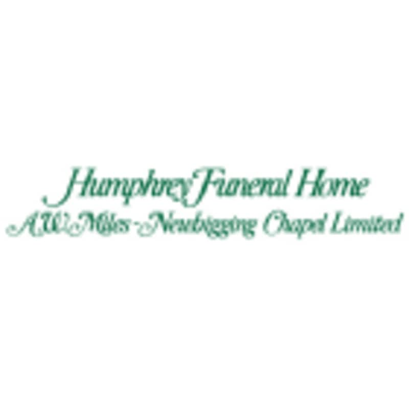 photo Humphrey Funeral Home A W Miles Newbigging Chapel Limited
