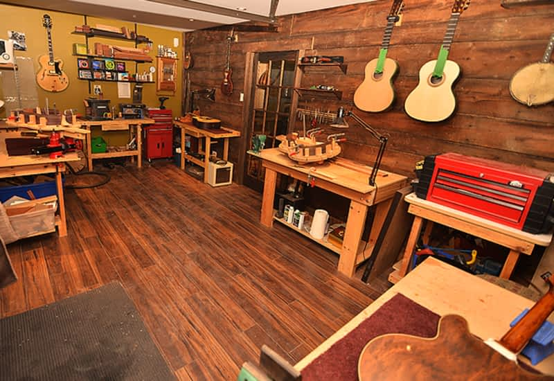 photo Lutherie-Guitare Migneault