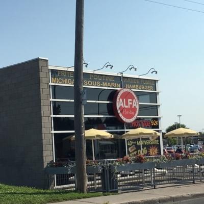 Alfa Hot Dog Inc - American Restaurants
