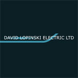 Lopinski David Electric Ltd - Electricians & Electrical Contractors