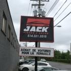 Jack Auto - Accessoires et pièces d'autos d'occasion - 514-321-3510