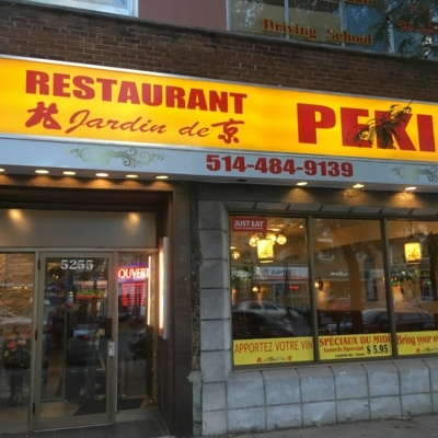 Jardin De Pekin - Chinese Food Restaurants - 514-484-9139