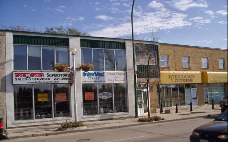 Tache Vacuum Center Inc Winnipeg Mb 521 St Mary S Rd