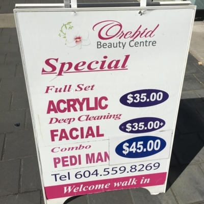 Michelle Orchid Nails - Nail Salons