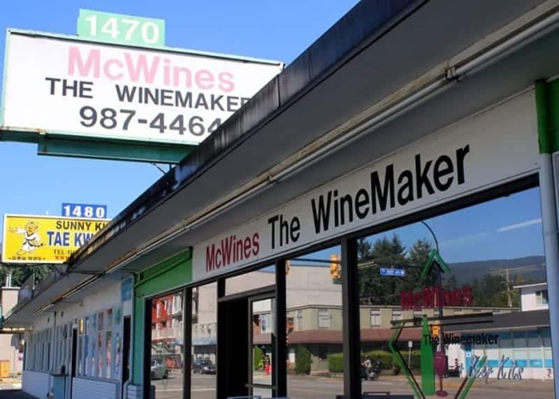 photo McWines The Winemaker