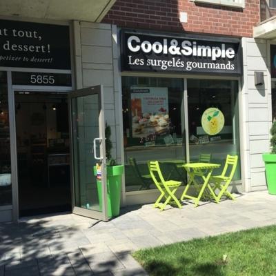 Cool Et Simple Surgeles - Magasins d'aliments congelés et surgelés - 514-507-4500