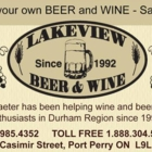 Voir le profil de Lakeview Beer & Wine - Islington
