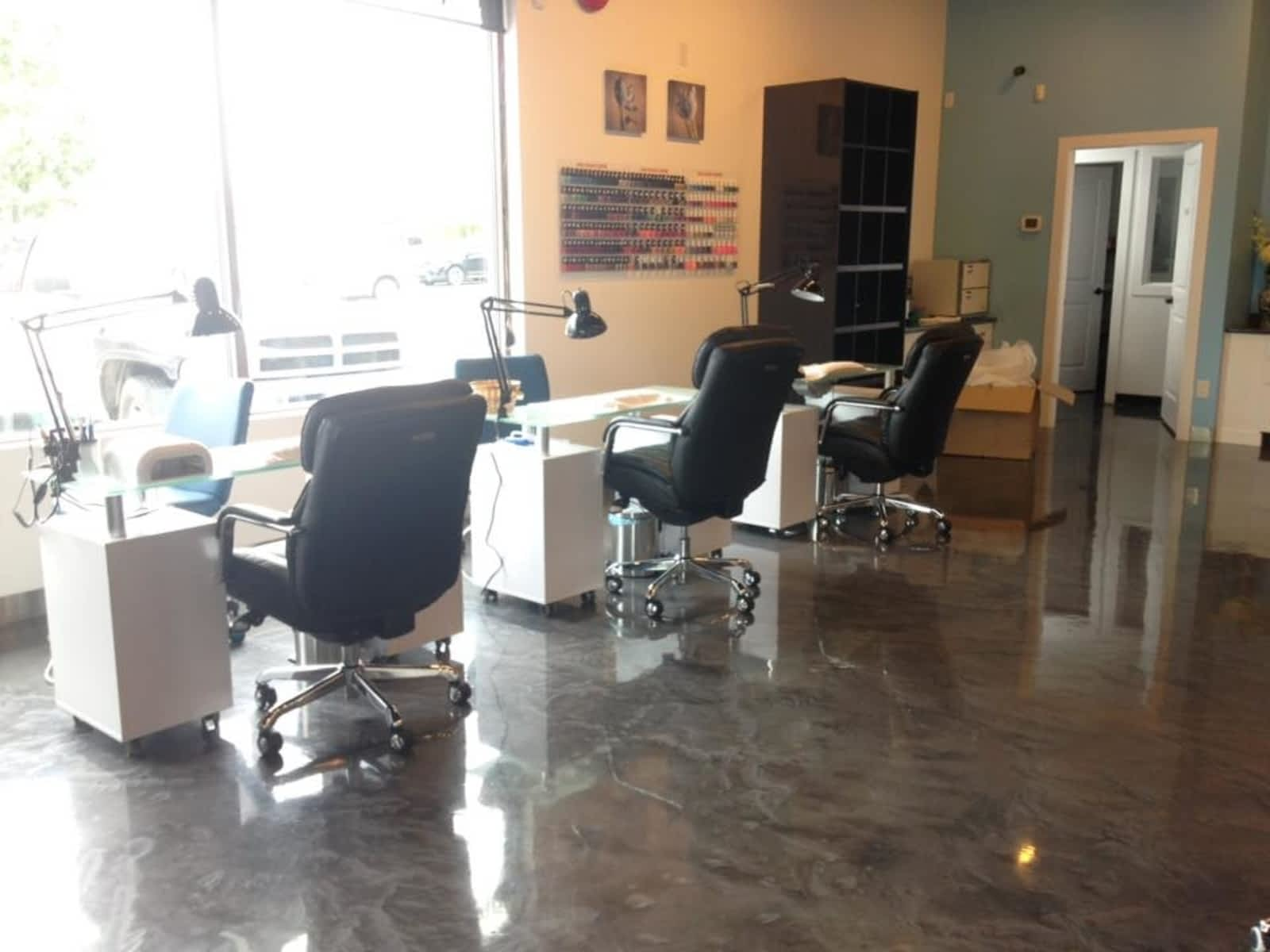 Edna\'s Natural Nail Spa - Opening Hours - 100G-6640 Vedder Rd ...