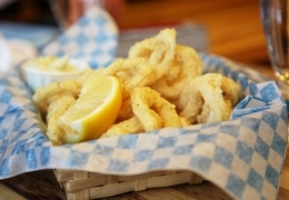 Delicious calamari dishes in Vancouver