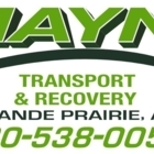 Mayne Transport and Recovery Services Ltd - Remorquage de véhicules