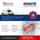 Auto Glass Canada - Woodbridge - Auto Glass & Windshields - 289-201-7867