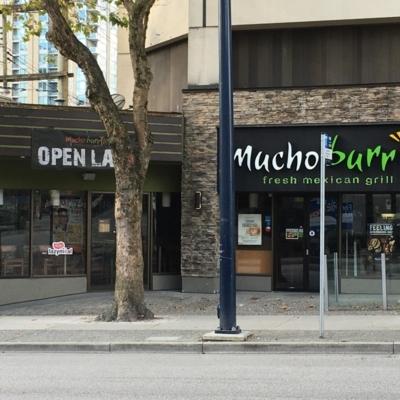 Mucho Burrito - Mexican Restaurants - 604-669-6666