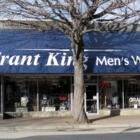 Grant King Men's Wear - Magasins de vêtements pour hommes - 250-492-4025