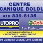 Centre Mécanique Bolduc - Réparation et entretien d'auto - 418-839-8135