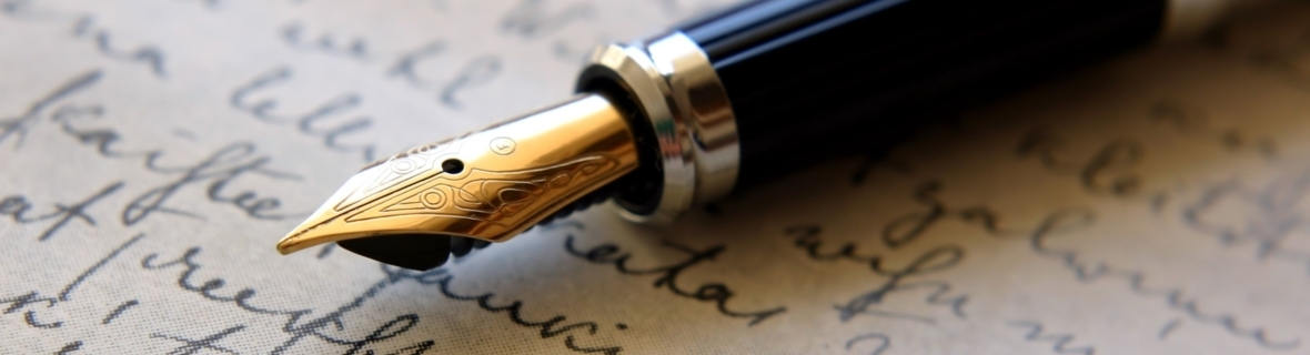 Write on! Pen and stationery shops in Calgary