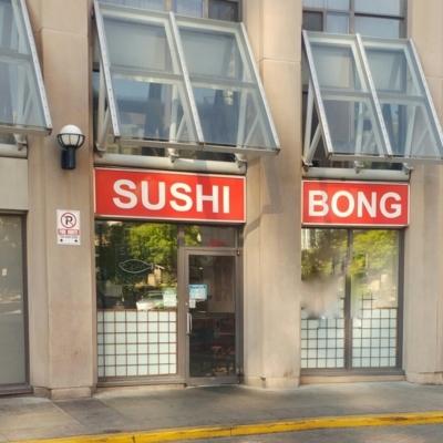 Sushi Bong - Sushi & Japanese Restaurants - 416-227-0022